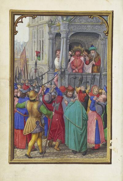 Simon Bening, 'Ecce Homo', 1525-1530