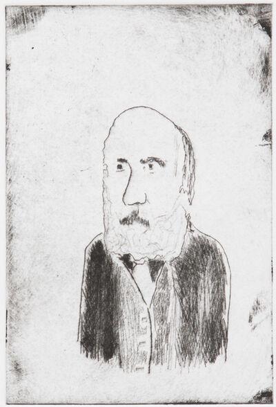 William Wright, 'Degas', 2017