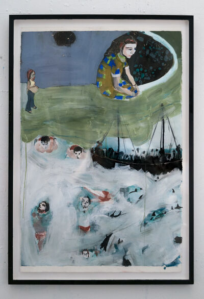 Melora Griffis, 'Fishing', 2010