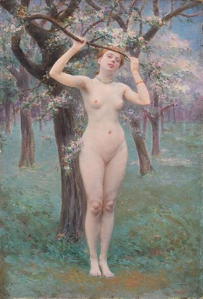 Jules Scalbert, 'Spring'