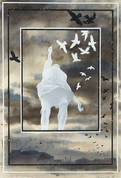 Oleg Vassiliev, 'Il direttore dei corvi', 1986
