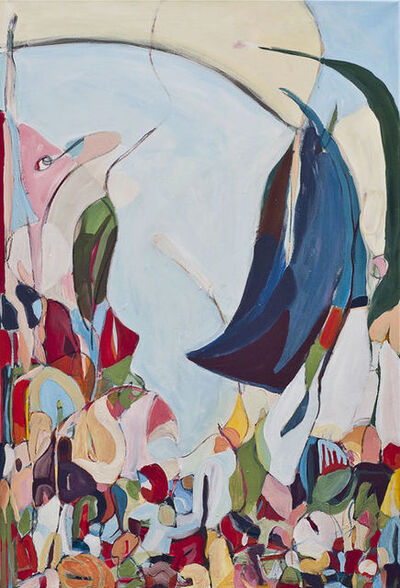 Monique Rollins, 'Hanging Around', 2015