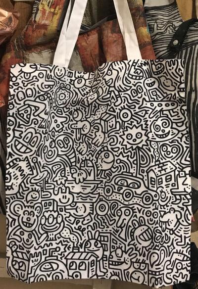 Mr. Doodle, 'Tote Bag', ca. 2018