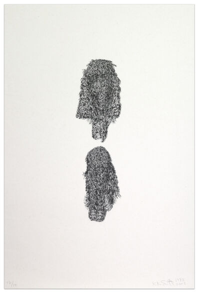 Kiki Smith, 'Two Owls', 1998-2003
