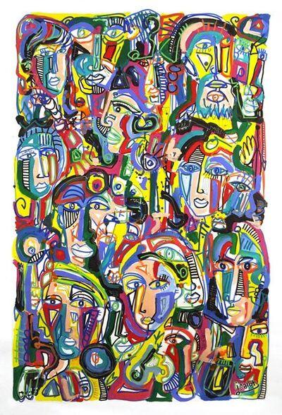 Julien Calot, 'Glastonbury', 2015