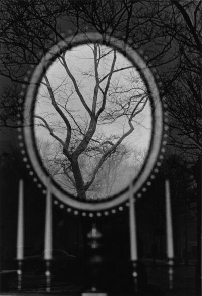 Eva Rubinstein, 'Oval mirrors, trees, For Catherine', 1967