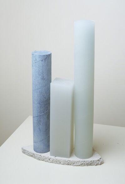 Rachel Whiteread, 'Untitled (Blue)', 2008