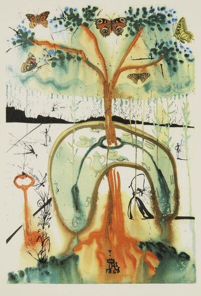 Salvador Dalí, 'Alice in Wonderland (M. & L. 321-333; F. 69-5 A-M)', 1969