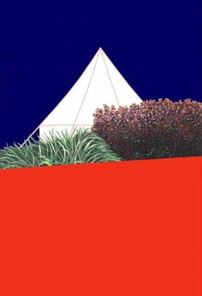 Charles Pachter, 'To All in Tents', 1986