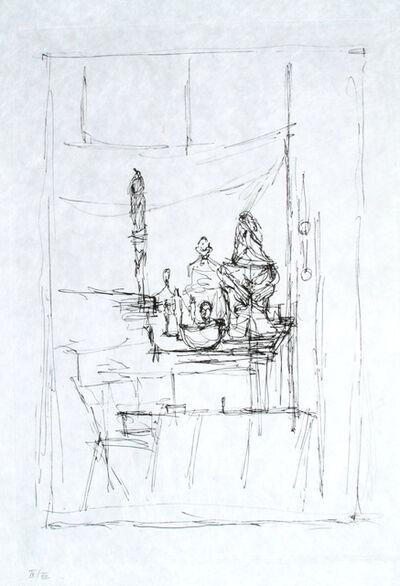 Alberto Giacometti, 'La Magie Quotidienne (Studio)', 1968