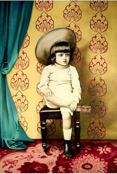 Marianna Gartner, 'Boy with flayed foot', 2006