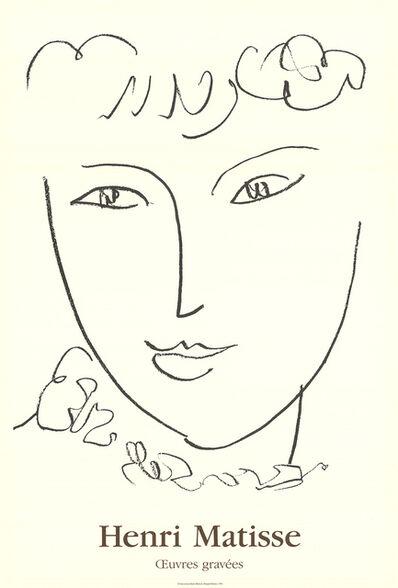 Henri Matisse, 'La Pompadour', 1992