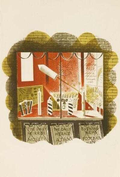 Eric Ravilious, ''FIREWORKS''