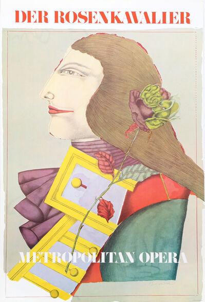 Richard Lindner, 'Der Rosenkavalier (Metropolitan Opera)', ca. 1978