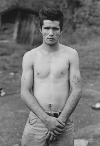 Eva Rubinstein, 'Miner, Vietnam veteran, West Virginia', 1973