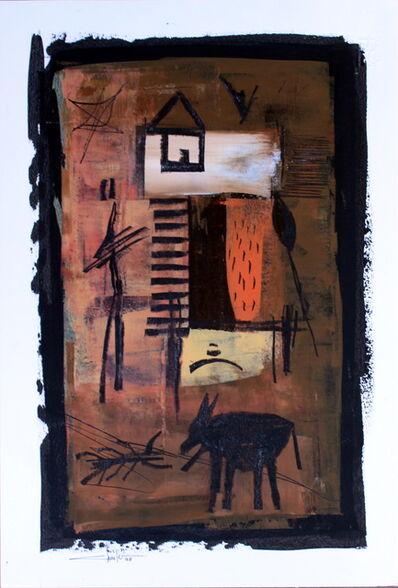 Charles Khoury, 'Brown', 1998