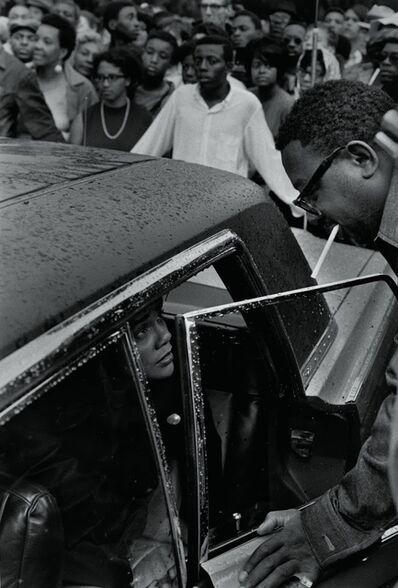 Larry Fink, 'Poor People's Campaign Coretta Scott King', May 1968