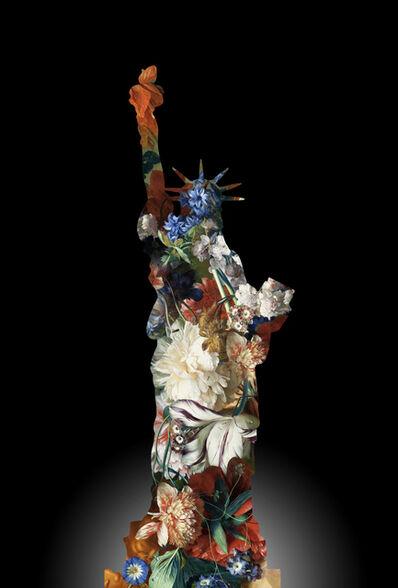 Agent X, 'La statue de la Liberté'