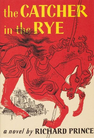 Richard Prince, 'Catcher in the Rye', 2011