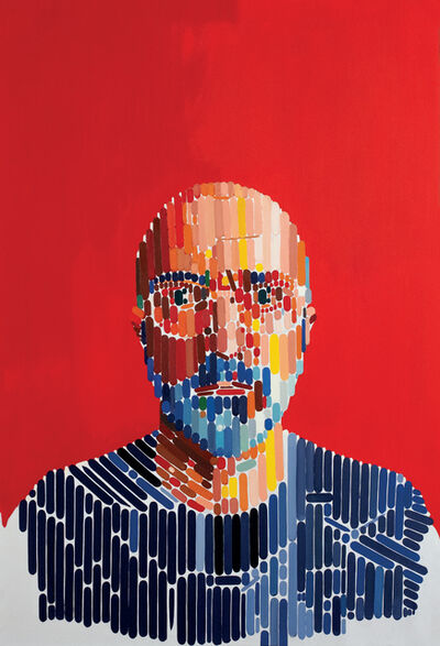 Farsad Labbauf, 'Self-Portrait - I ', 2020