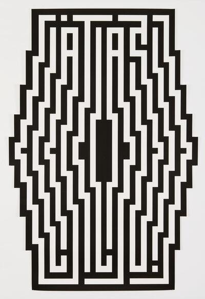 L'ATLAS, 'Shape #2', 2014