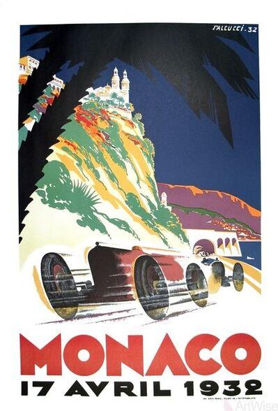 Robert Falcucci, 'Monaco Grand Prix 1932', 1983