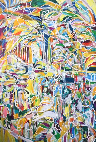 Natalia Wrobel, 'Looking with eyes closed', 2017