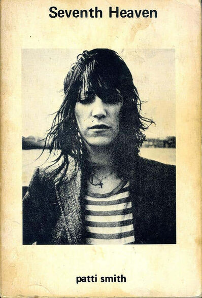 Patti Smith, 'Signed Patti Smith Seventh Heaven 1st Edition ', 1972