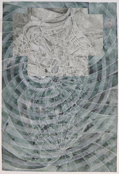 Steven Sorman, 'outside in/inside out xvii', 2010