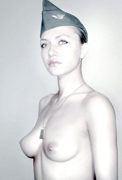 Nir Hod, 'Soldier', 2002