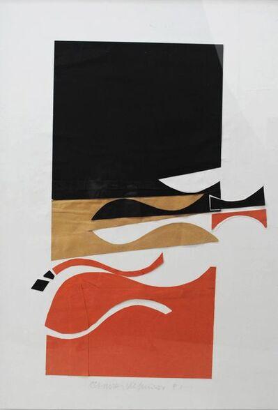 Eduardo Ramírez -Villamizar, 'Sin titulo', 1981