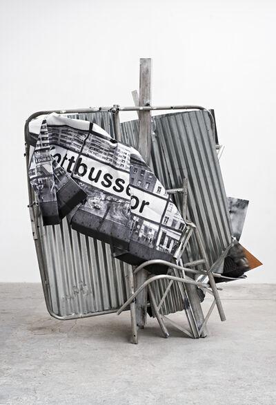 Olaf Metzel, 'Kottbusser Tor', 2017
