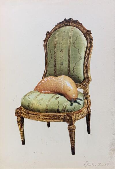 Javier Piñón, 'Slug Chair', 2019