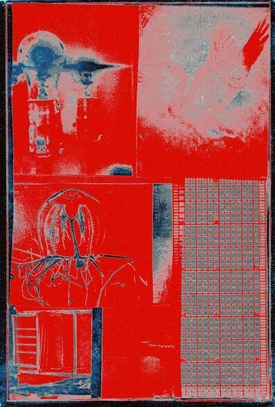 Robert Rauschenberg, 'Rauschenberg Spreads and Scales (Castelli Invitation) ', 1977
