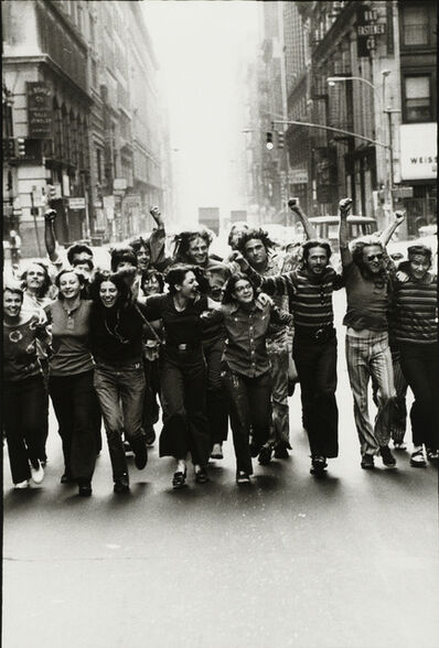 Peter Hujar, 'Gay Liberation Front poster Image', 1970