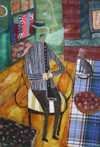 Donald Saaf, 'Clarinet', 2013