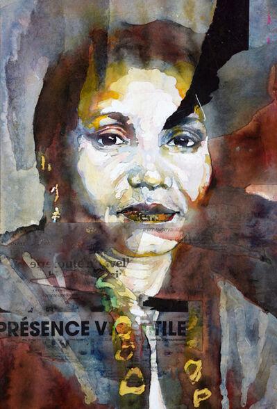 Bruce Clarke, 'Volatile Presence (Phoolan Devi)', 2018