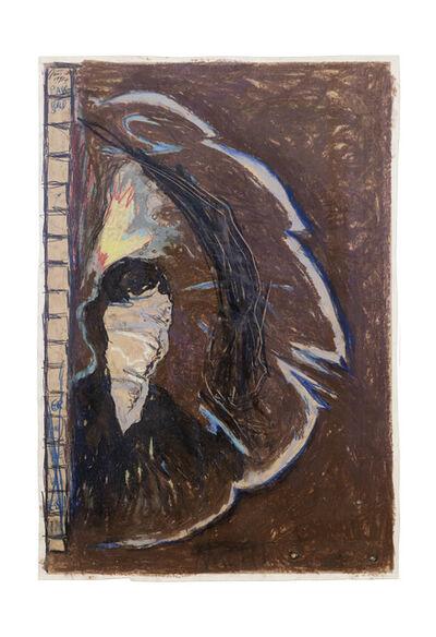 Günter Brus, 'Passport Picture (Passbild)', 1987