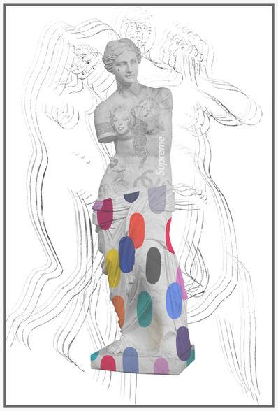 Peter Triantos, 'Aphrodite Jelly Bean #3', 2019