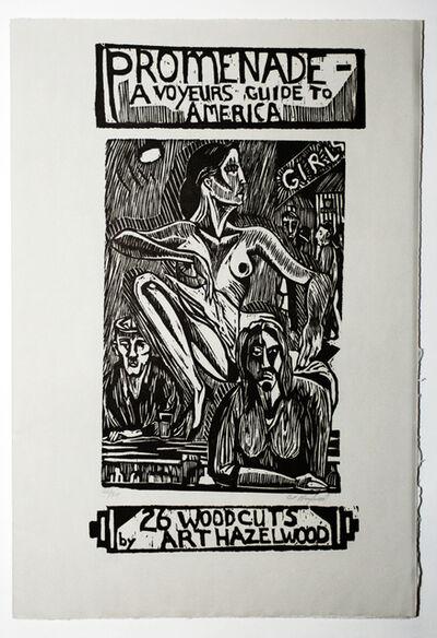 Art Hazelwood, 'Promenade- A  Voyeur's Guide to America', 1994