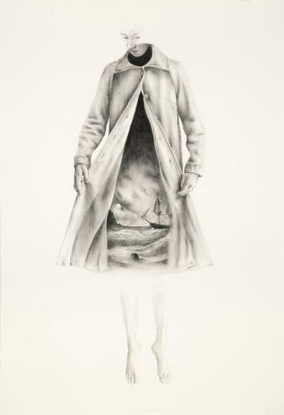 Véronique La Perrière M., 'Le voyageur enchanté', 2019