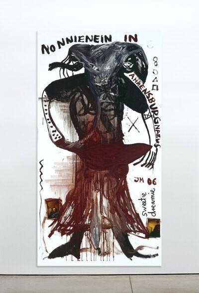 Jonathan Meese, 'Nonninei in Ahrensburg', 2006