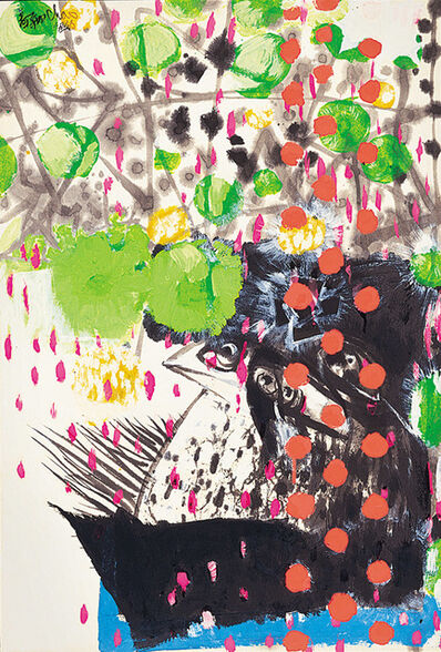 Chao Chung-hsiang 趙春翔, 'Nesting', ca. 1970