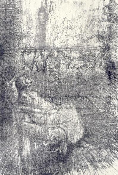 Celia Paul, 'My Mother by the Window', 2004
