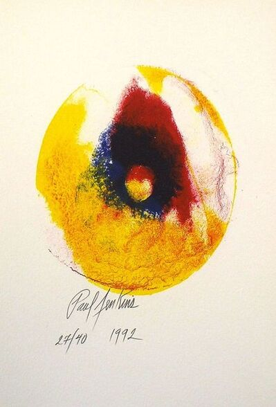Paul Jenkins, 'Phoenix Burn', 1992