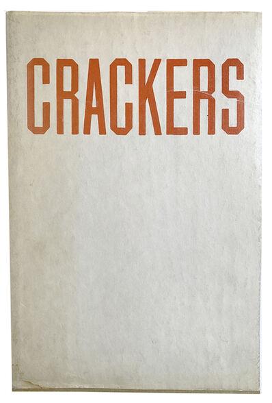 Ed Ruscha, 'CRACKERS', 1969
