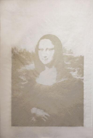 Andy Warhol, 'Mona Lisa', ca. 1978