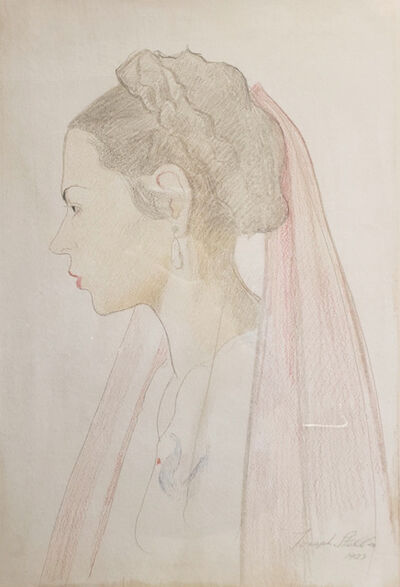 Joseph Stella, 'Untitled', 1923