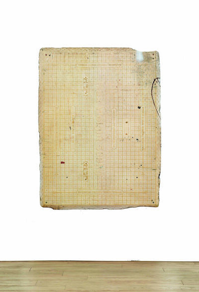 """Eric Baudart, 'Safe cover """"Yellow""""', 2015"""