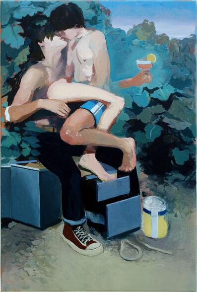 Alfons Pressnitz, 'Cocktail', 2016